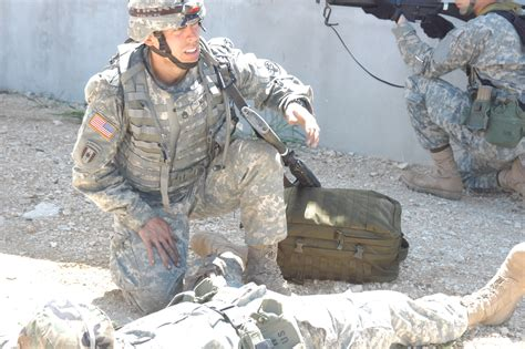 Army Top soldiers battle for top army medic title article the