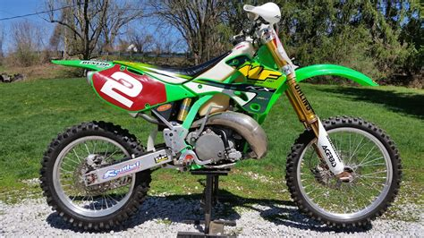 factory motocross bike for sale for sale kx250 gncc paul edmondson factory race bike