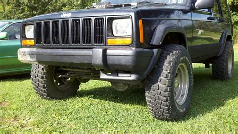 Xj Stock Front Bumper Trim And Mod Jeep Cherokee Forum