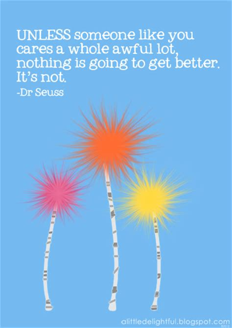 printable lorax quotes funny halloween a little delightful lorax week
