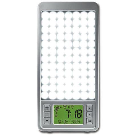 sad light alarm clock system 320uk alarm clock with