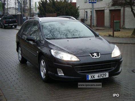 peugeot estate models 2005 peugeot 407 model roku panorama d ach 2006 car