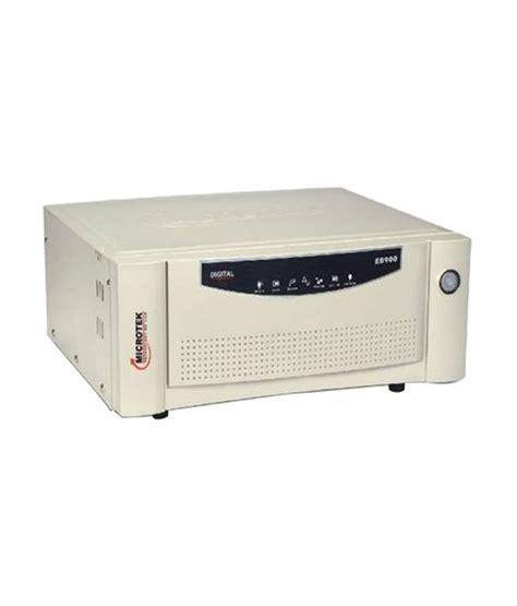 microtek mobile microtek ups eb 900 digital inverter price in india buy
