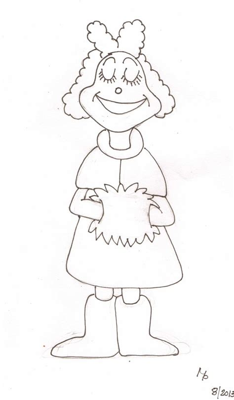 grinch characters coloring pages whoville character christmas activities printables