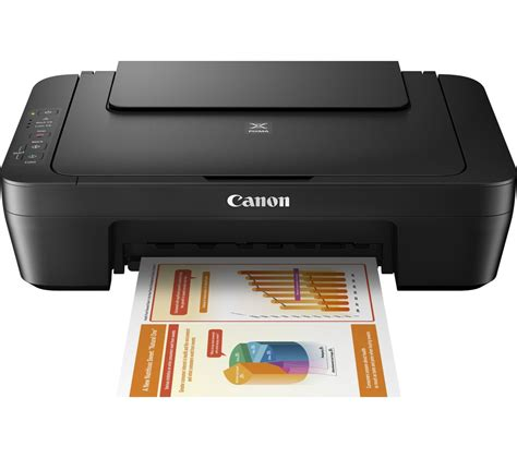 Printer Canon canon pixma mg2550s all in one inkjet printer deals pc world