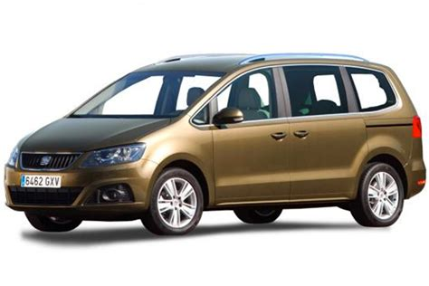 7 Sitzer Auto by Seat Alhambra Mpv Review Carbuyer