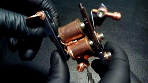 tattoo equipment wanted nice irons tattoo machines cutback shader youtube