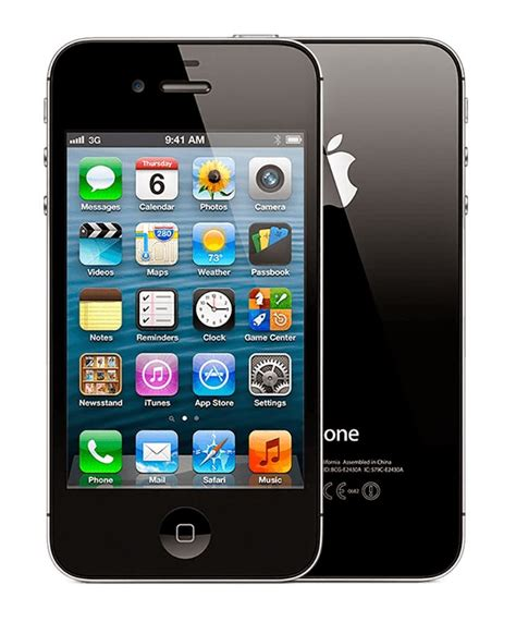 apple gsmarena iphone 4 full specifications mobile gsmarena