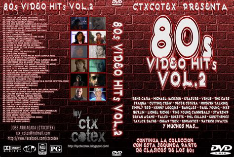 80s Hits by 80s V 237 Deo Hits Vol 2 Dvd R