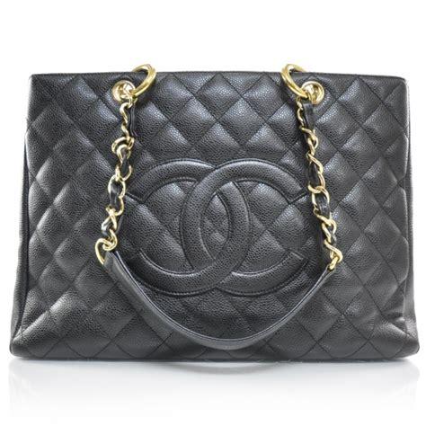 Chanel Gst Caviar Ghw 5266 chanel caviar grand shopping tote gst black ghw 26326