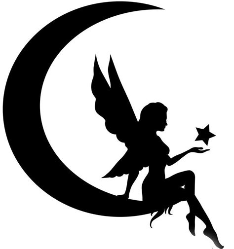 printable vinyl for silhouette image result for fairy cut out printables fairy arts and