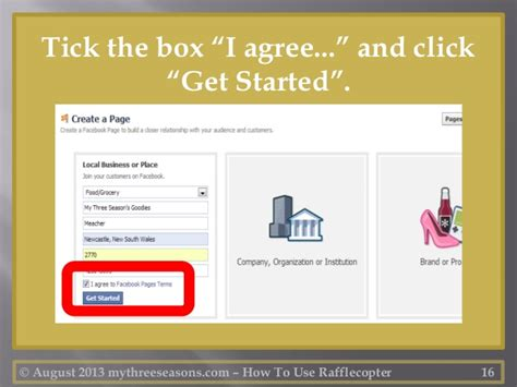 How To Set Up A Giveaway On Facebook - how to run giveaways on facebook using rafflecopter