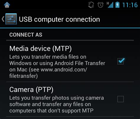android usb settings how to transfer and files to android smartphones and tablets pc advisor