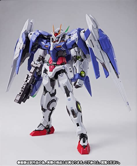 Metal Build Oo Raiser Bandai bandai metal build gundam 00 0 gundam 00 raiser figure japan ebay