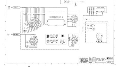 thermo king panel wiring diagram thermo king parts