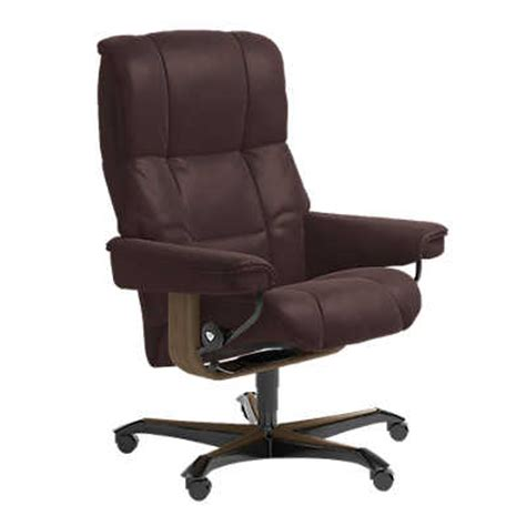 smart recliner ekornes stressless mayfair office chair smartfurniture