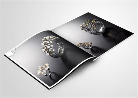 Jewelry Catalog by 8 Best Jewelry Brochures Images On Catalogue