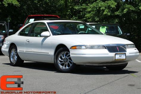1996 lincoln continental 1996 lincoln continental viii na prodej