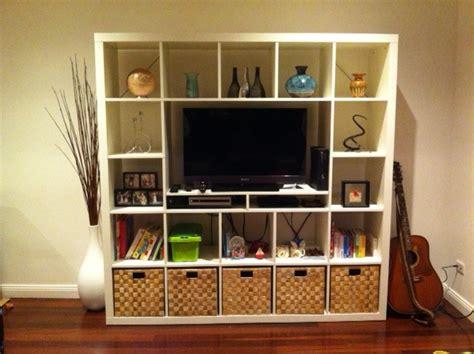Expedit unit for smaller TV   IKEA Hackers   IKEA Hackers