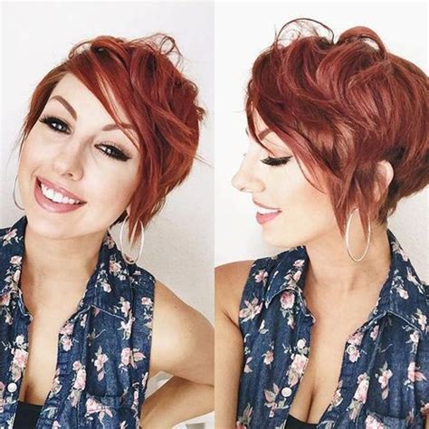 edgy short messy hairstyles 121 best images about hair on pinterest for women