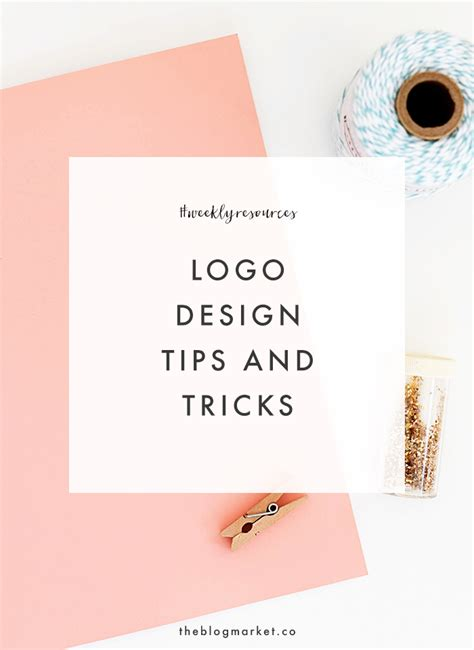 decorating tips and tricks weekly resources logo design tips tricks the blog market