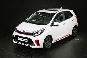 Kia Picabto 2017 Kia Picanto Specifications Revealed 1 0 T Gdi Engine