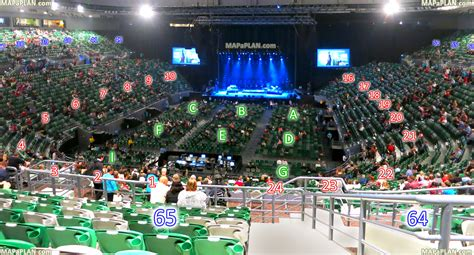 O2 London Floor Plan melbourne rod laver arena stage view from section 65