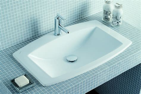 Rectangular Undermount Bathroom Sink The Choice To Clean The Sink In A Public Bathroom