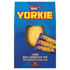 yorkie chocolate bar ingredients n 233 stl 233 yorkie chocolate egg with yorkie bars waitrose