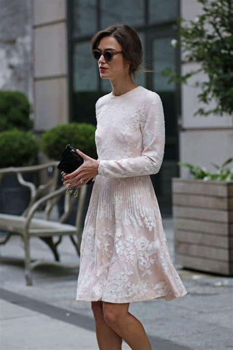 Keira Knightley Is Way by Keira Knightley Leaving Crosby Hotel On Way To Nbc