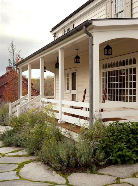 18th Century New England Farmhouse Porch Favorite Places