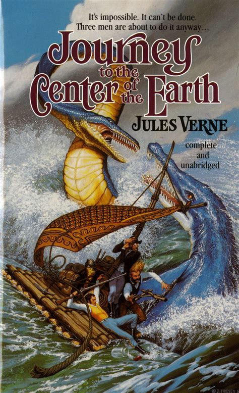 at the earth s books journey to the center of the earth jules verne macmillan