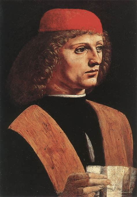 leonardo da vinci biography encyclopedia portrait of a musician leonardo da vinci wikiart org