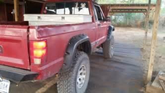 91 Jeep Comanche 91 Jeep Comanche 6 Quot Arm Lift Like New 35 Quot Bfg All