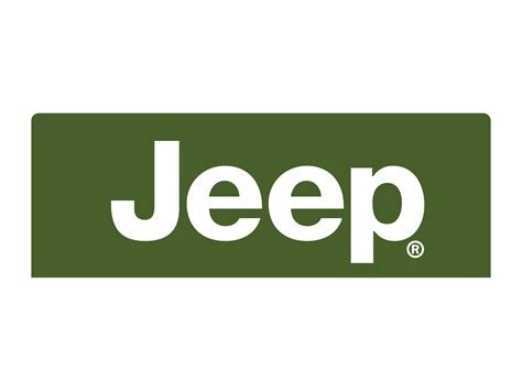 jeep green logo jeep logo logok