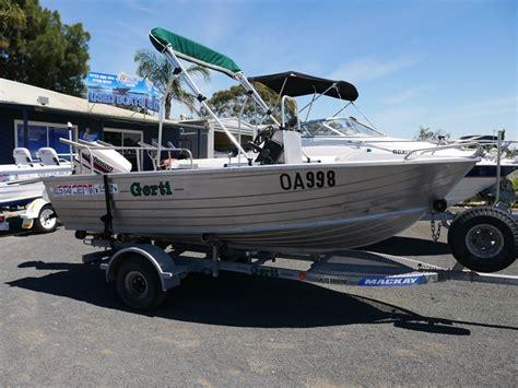 dinghy boat center stacer 420 open dinghy centre console jv marine
