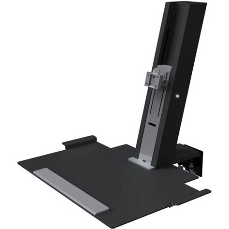 Humanscale Quickstand Single Sit Stand Workstation Large Humanscale Sit Stand Desk