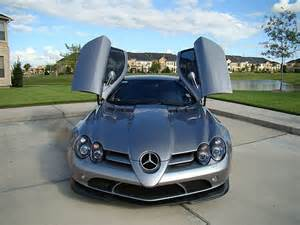 Mercedes On Ebay Michael S Mercedes Slr 722 For Sale On Ebay