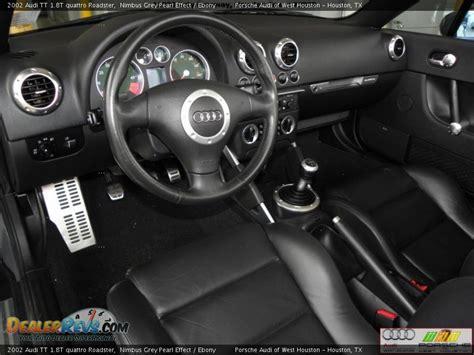 Audi Tt Interior 2002 by Interior 2002 Audi Tt 1 8t Quattro Roadster Photo