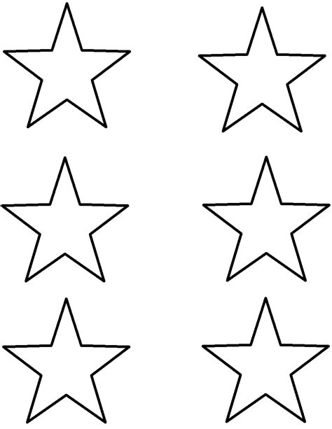 free coloring pages of star glasses template