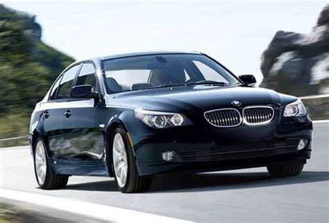 2010 5 Series Bmw by 2010 Bmw 5 Series Review Cargurus