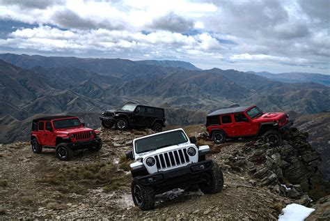 2019 Jeep Wrangler La Auto Show by Look The 2018 Jeep Wrangler At The La Auto Show