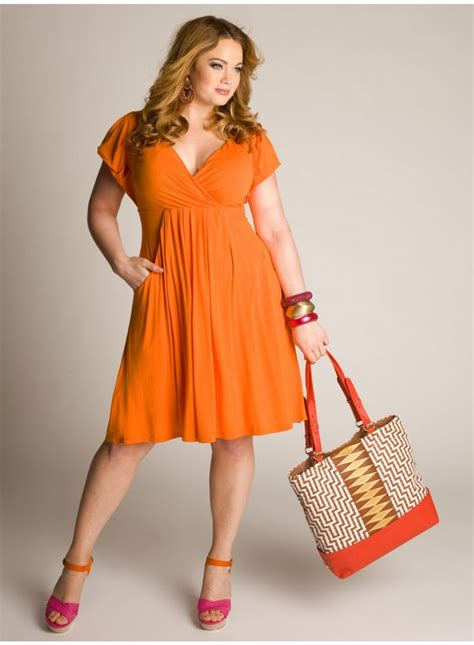 buy plus size casual dresses