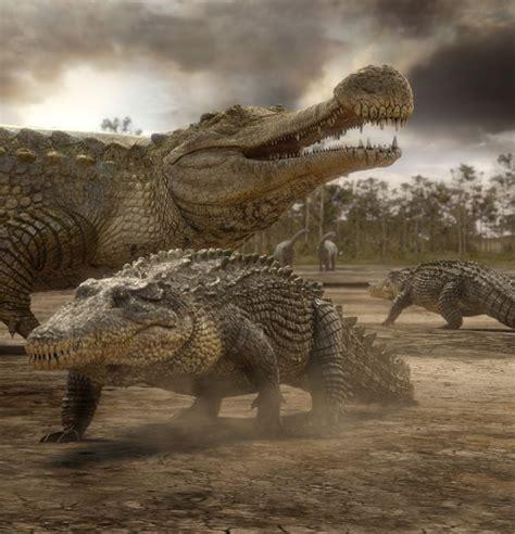 17 Best images about Prehistoric crocodilians on Pinterest ... Giant Alligator Dinosaur