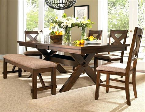 dining table bench seat dining table set posh interiors
