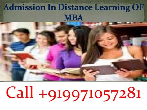 Retail Mba Distance Learning by 9971057281 Distance Education Programmers Of Mba In