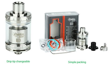 ud goblin mini v3 winvape quality vape hardware and e cigarette kits in canada
