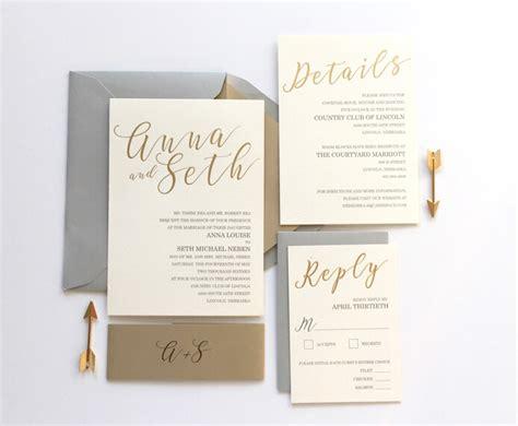 Wedding Invitations Des Moines by Wedding Invitations Des Moines Iowa Mini Bridal