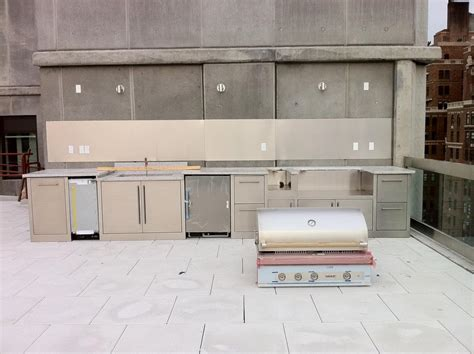 Barbecue Cabinets J J Stainless Steel Supplies Inc Outdoor Bbq Cabinets