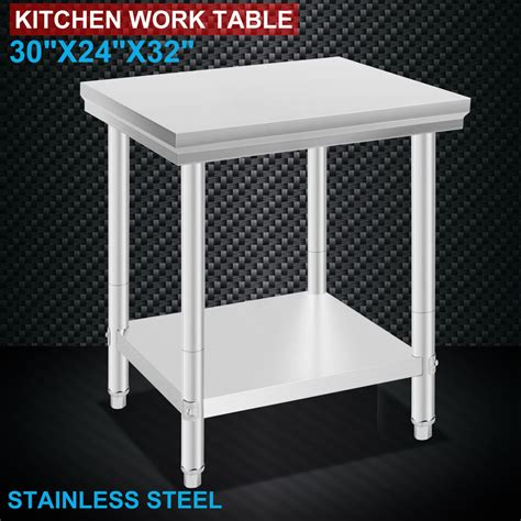 used commercial kitchen prep tables